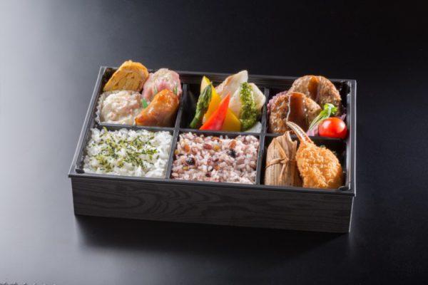 旬彩弁当(豆腐ハンバーグ)