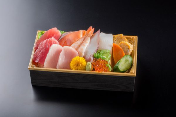 江戸前ちらし寿司