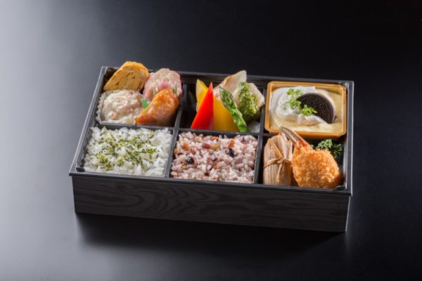 旬彩弁当(洋デザート)